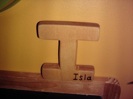 Isla's I