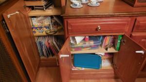 Art Cabinet 2