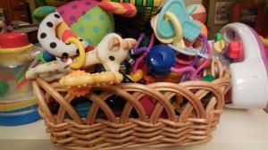 Emmett's Toy Bin