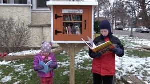 23. Kids reading