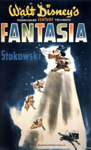 Have you seen Fantasia? I have.