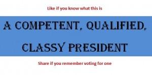 Competent President